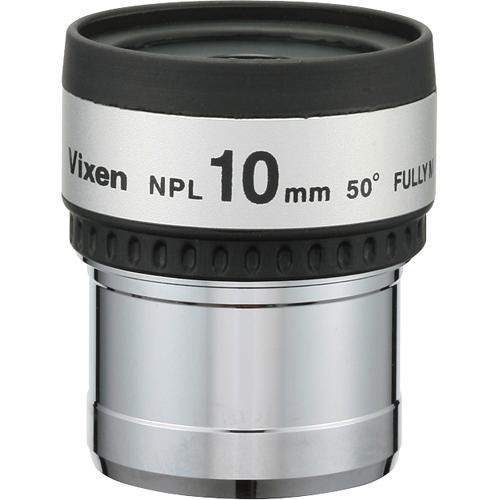 "Vixen Optics NPL Plossl 10mm Eyepiece (1.25"")"