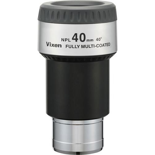 "Vixen Optics NPL Plossl 40mm Eyepiece (1.25"")"