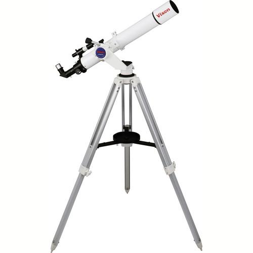 Vixen Optics A80Mf 80mm f/11 Achro Refractor Telescope with Porta II Mount