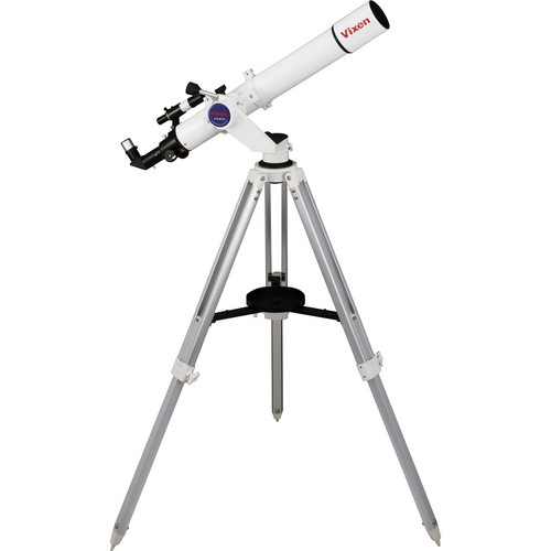 Vixen Optics A80Mf 80mm f/11 Achro Refractor Telescope with Porta II Mount