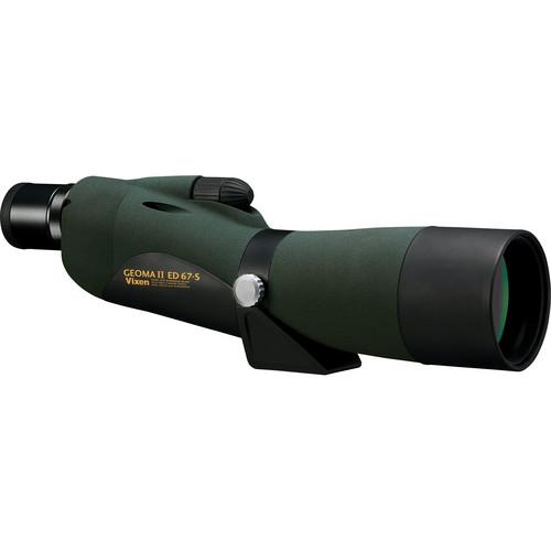 Vixen Optics Geoma II ED 16-48x67 Spotting Scope (Straight Viewing)