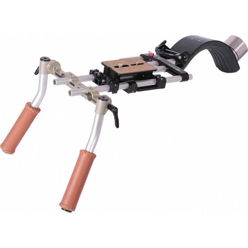 Vocas Handheld Shoulder Kit Pro for FS100 and AF100