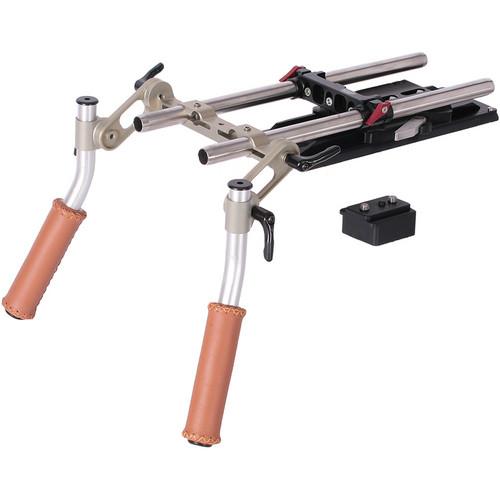Vocas 19mm Balance Plate and Handheld Kit for Arri Alexa