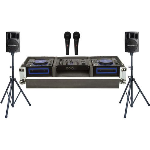 VocoPro Club-Man Pro Professional KJ System