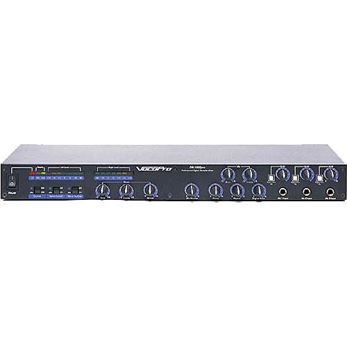 VocoPro DA-1000 Pro Three-Microphone Karaoke Mixer