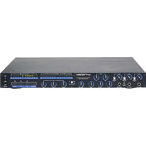 VocoPro DA-2200 Pro Six-Microphone Karaoke Mixer