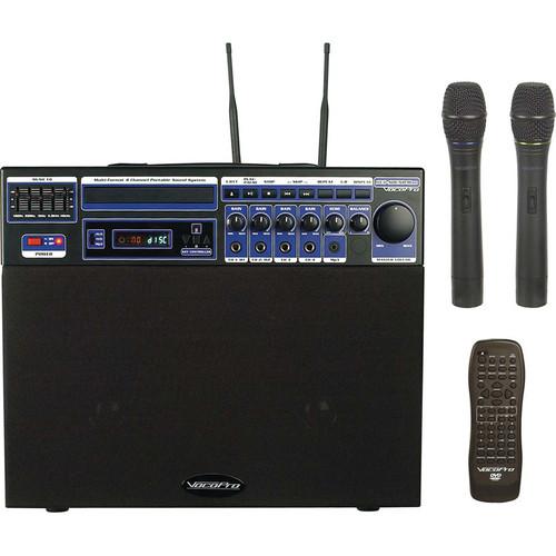 VocoPro DVD-Soundman 1 Multi-Format Portable Sound System
