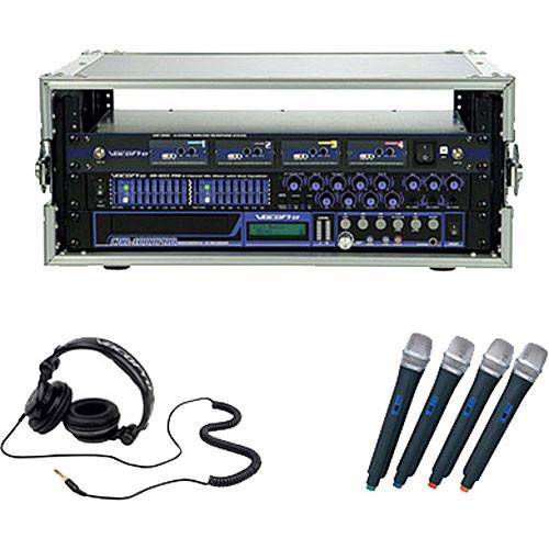 VocoPro Passage 3000 - Wireless Microphone PA System