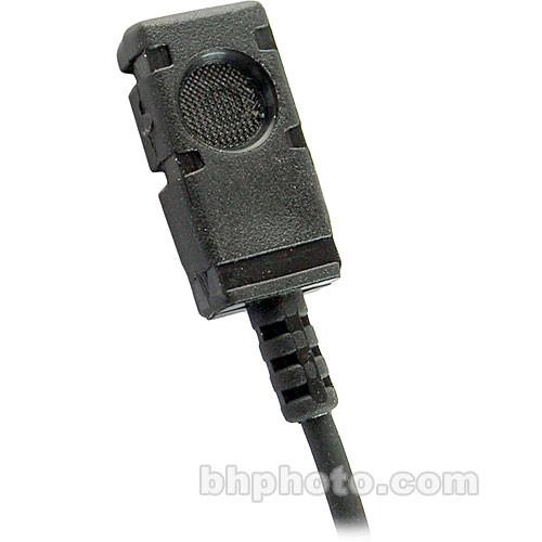Voice Technologies VT500 Omnidirectional Lavalier Condenser Microphone (Black, TA5 Female Connector)
