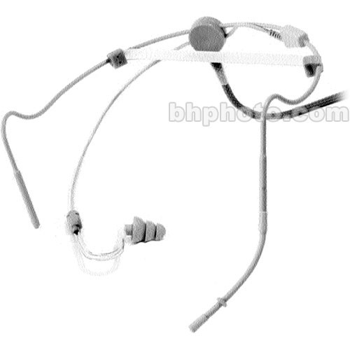 Voice Technologies VT760 Omnidirectional Headset Microphone