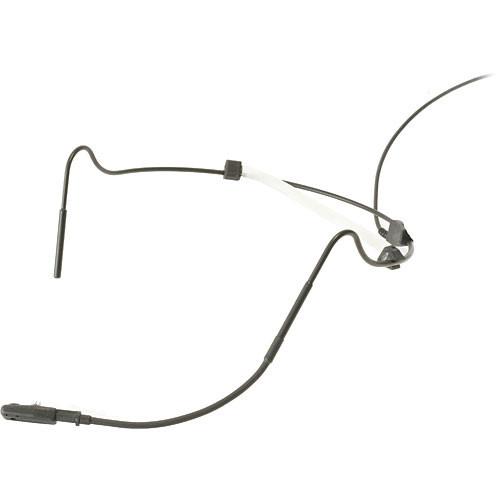Voice Technologies VT800 Headworn Headset Microphone for Lectrosonics SM, UMa and LMa Transmitters (Black)