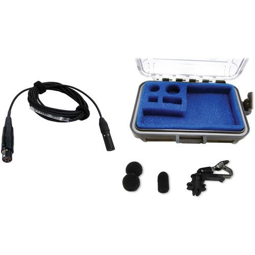Voice Technologies VT100 Subminiature Cardioid Lavalier Microphone