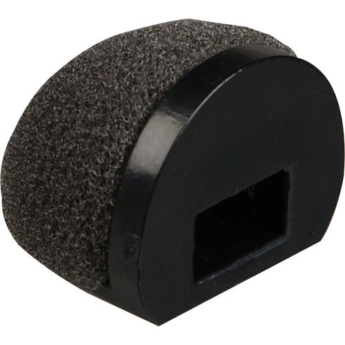 Voice Technologies PW Pro Foam Windscreen for Voice Technologies VT500 and VT506 Headworn Microphones (Black)