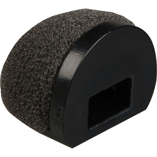 Voice Technologies Pro Foam Windscreen for Voice Technologies VT500 and VT506 (Black)