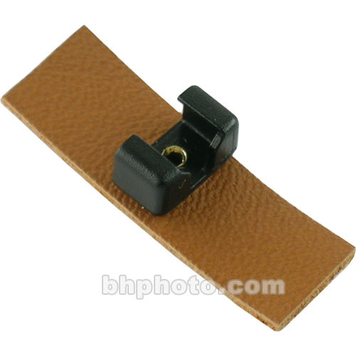 Voice Technologies Leather Body Microphone Mount