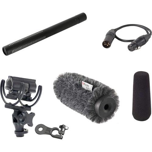 Voice Technologies VT5000 SHOTGUN BOOMING KIT/MOUNT/WS/SOFT