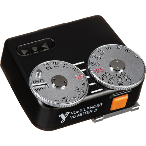 Voigtlander VC Speed Meter II (Black)