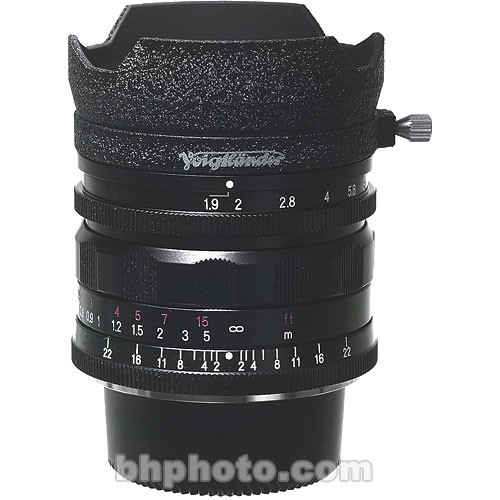 New Voigtlander Ultron 40mm f/2 SL II S lens for Nikon F ...