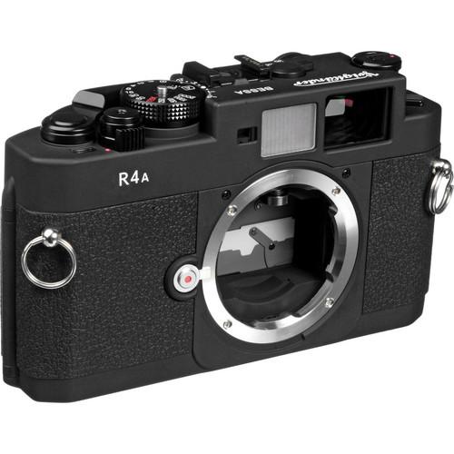 Voigtlander Bessa R4A 35mm Rangefinder Camera