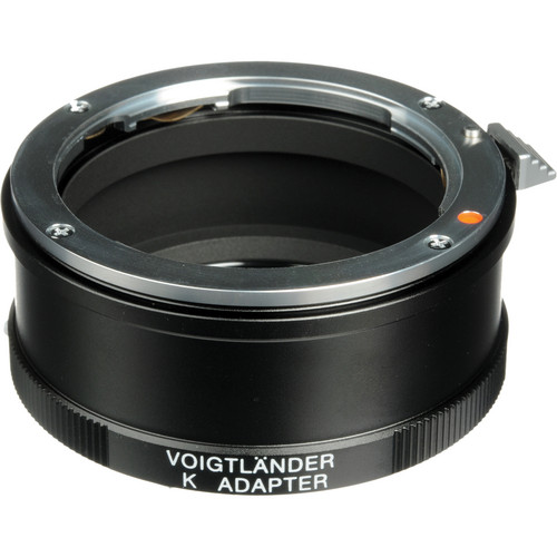 Voigtlander Adapter for Pentax K Lens to Sony E Mount Camera
