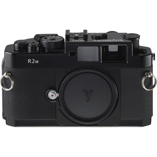 Voigtlander Bessa R2M Camera Body (Black)