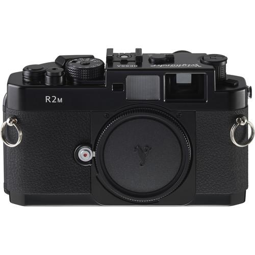 Voigtlander Bessa R2M Camera Body (Black)