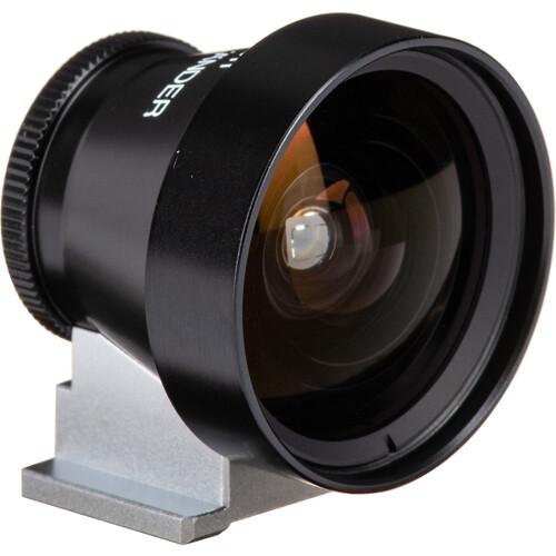 Voigtlander Viewfinder for 15mm Lens (Black Metal)