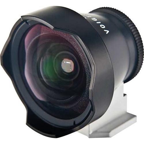 Voigtlander 12mm Viewfinder (Black)