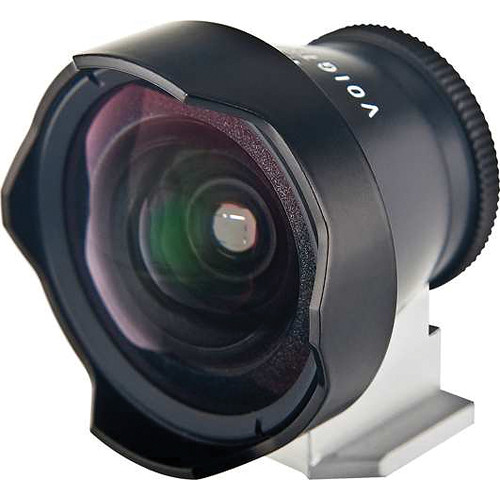 Voigtlander 12mm Viewfinder (Black)