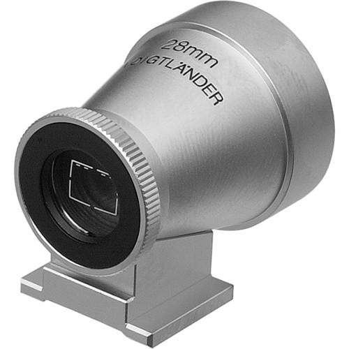 Voigtlander Viewfinder for 28mm (Silver)
