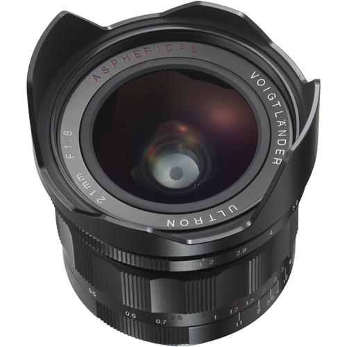 Voigtlander 21mm f/1.8 Ultron M-Mount Lens
