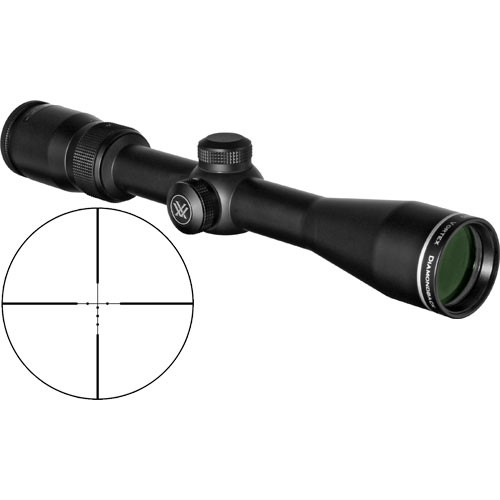 Vortex 2-7x35 Diamondback  Riflescope (Matte Black)