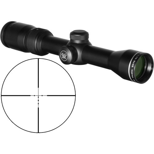 Vortex 1.75-5x32 Diamondback Riflescope