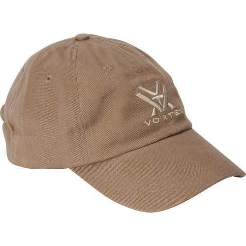 Vortex Logo Cap (Brown)