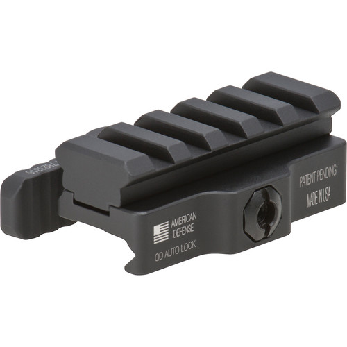 Vortex AR15 Riser Mount with Quick Release Lever