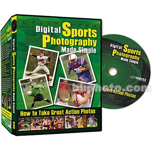 Vortex Media DVD: Digital Sports Photography Made Simple by Doug Jensen
