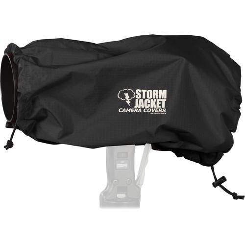 Vortex Media Pro SLR Storm Jacket Camera Cover, Large (Black)