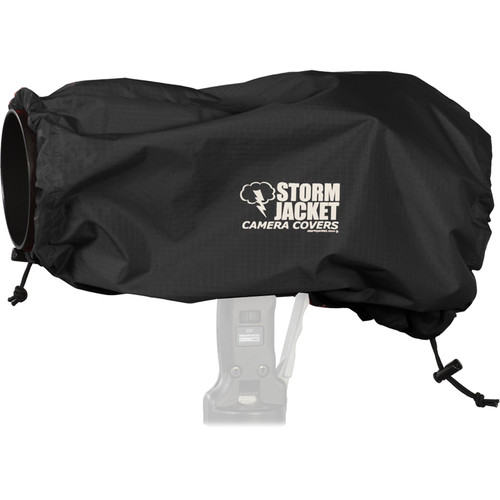 Vortex Media Pro SLR Storm Jacket Camera Cover, X-large (Black)