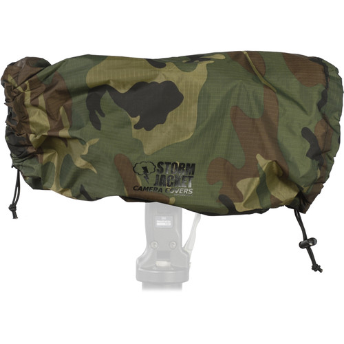 Vortex Media Pro SLR Storm Jacket Camera Cover, X-large (Camo)