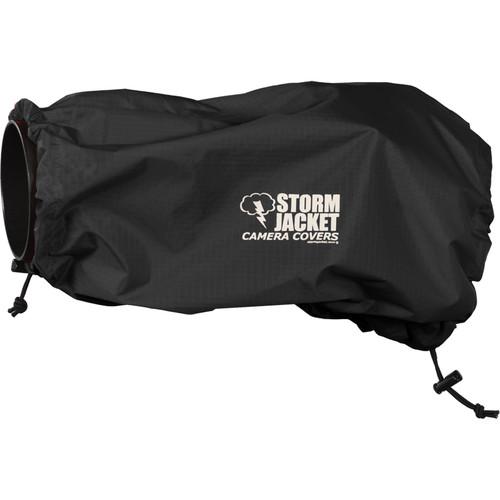 Vortex Media SLR Storm Jacket Camera Cover, X-large (Black)
