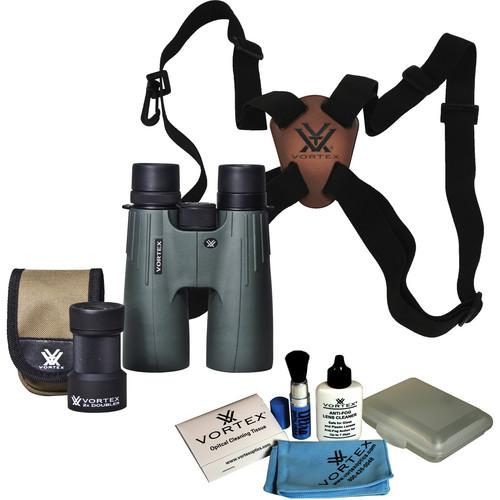 Vortex Viper 8.5x50 Binocular Kit