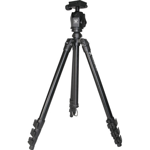 Vortex Ridgeview 4-Section Tripod w/ Quick Release Ball Head