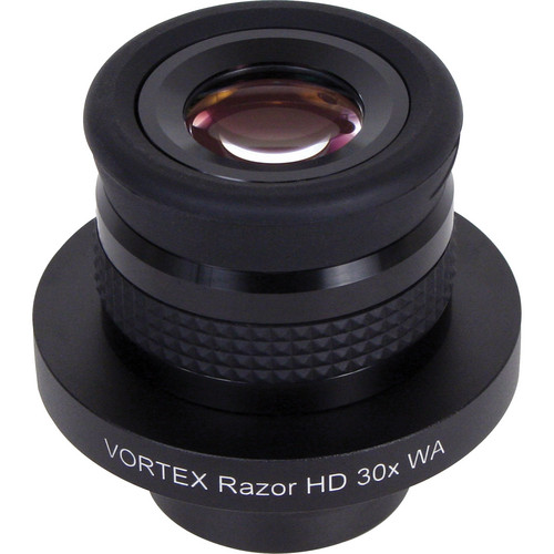 Vortex 30x Razor HD Wide Angle Ranging Eyepiece with MOA Reticle