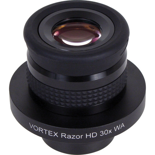 Vortex 30x Razor HD Wide Angle Ranging Eyepiece with MRAD Reticle