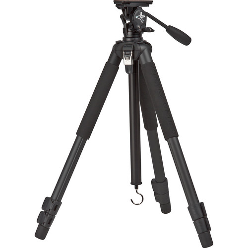 Vortex Skyline Tripod With Micro-Fluid Pan Head