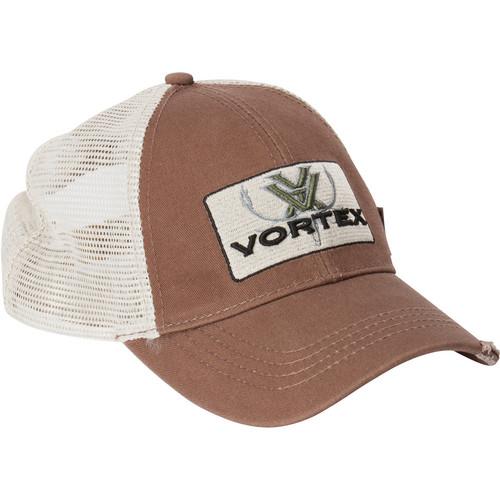 Vortex Elk Logo Cap (Brown)