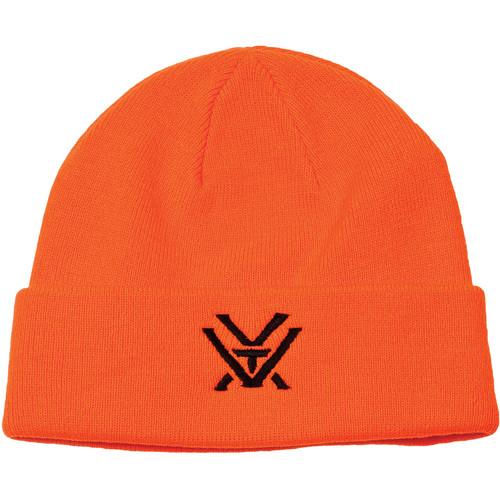 Vortex Stocking Cap (Orange)
