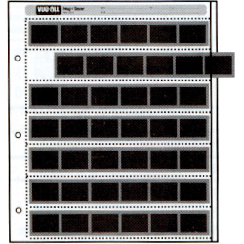 Vue-All Negative Saver Archival Storage Page for 35mm (100 Pack)