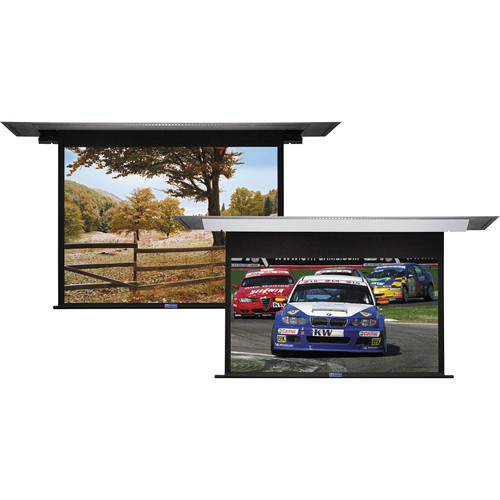 "Vutec Vu-Flex Pro Duplex Motorized Front Projection Screen (45x80"")"