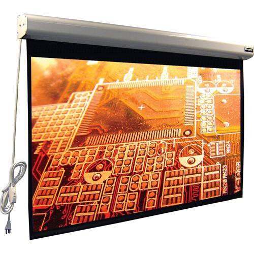 "Vutec Elegante Motorized Front Projection Screen (60 x 80"")"